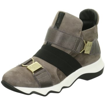 Donna Carolina Sneaker High grau