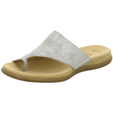 Gabor Komfort Pantolette grau