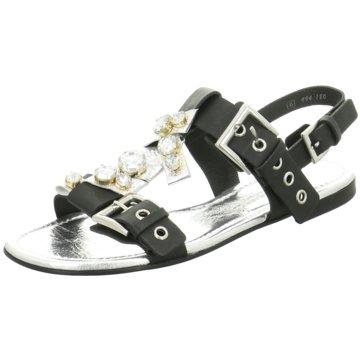 Kennel + Schmenger Sandale schwarz