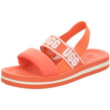 UGG Australia Sandale orange