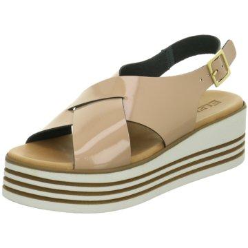 ELENA Italy Top Trends Sandaletten beige