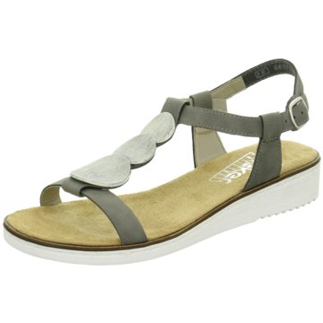 deae83a8edd72e Rieker Sale - Damen Sandaletten reduziert online kaufen
