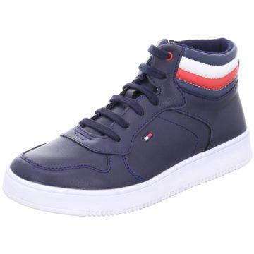 Tommy Hilfiger Sneaker High blau