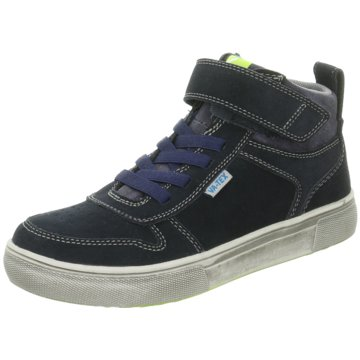Vado Sneaker HighMatz blau
