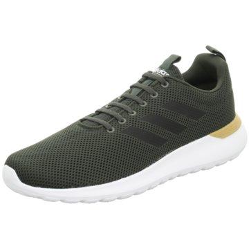 adidas Sneaker LowCloudfoam Lite Racer CLN grün