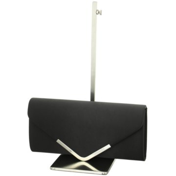 Meier Lederwaren Taschen DamenAmalia Abendtasche schwarz