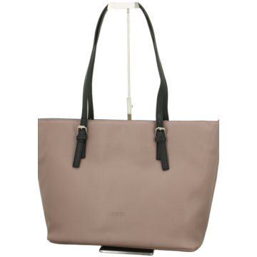 Meier Lederwaren Shopper rosa