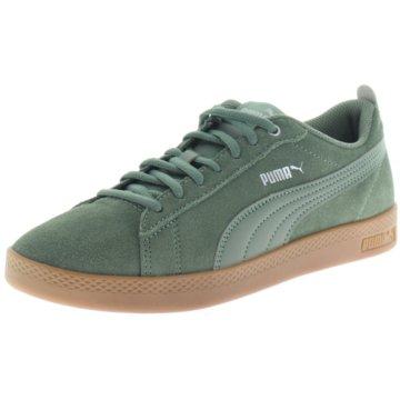 Puma Sneaker Low oliv