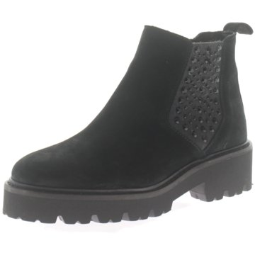 Alpe Woman Shoes Chelsea Boot schwarz