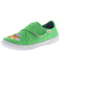 Legero Hausschuh grün