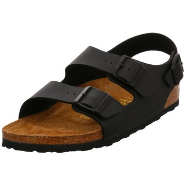 Birkenstock Sandale schwarz