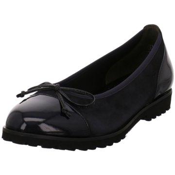 schwarze ballerina schuhe