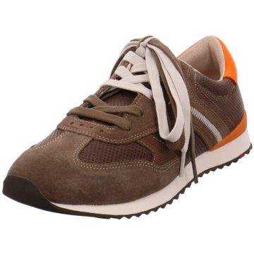 Lloyd Sneaker braun