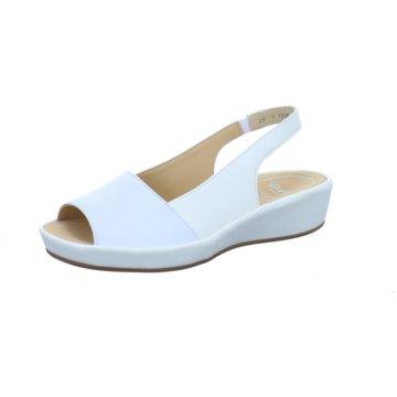 ara Sandalette weiß