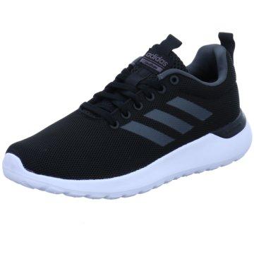 adidas Sportlicher Schnürschuh schwarz