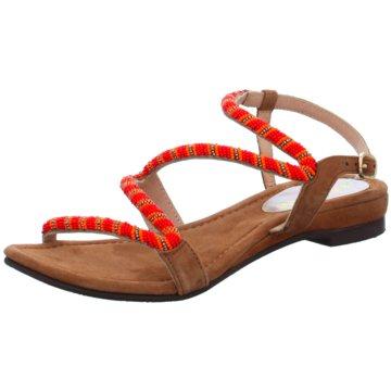 Lazamani Sandale rot