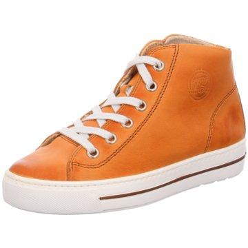 Paul Green Sneaker High4735 braun