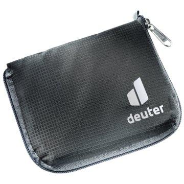 Deuter GeldbörseZIP WALLET - 3922421 schwarz