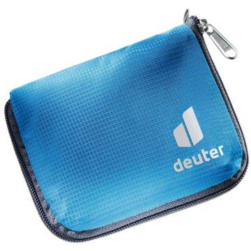 Deuter GeldbörseZIP WALLET RFID BLOCK - 3922521 blau