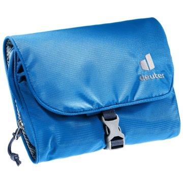 Deuter KulturbeutelWASH BAG I - 3930221 blau