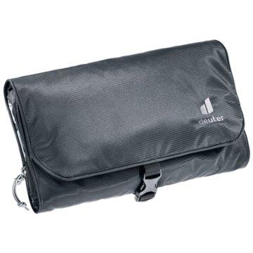 Deuter KulturbeutelWASH BAG II - 3930321 schwarz