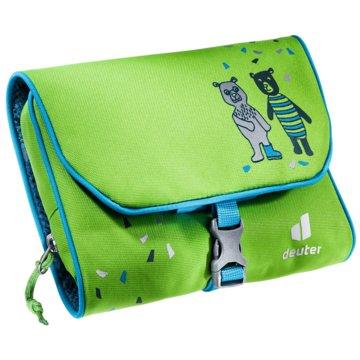 Deuter KulturbeutelWASH BAG KIDS - 3930421 grün