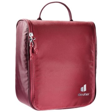 Deuter KulturbeutelWASH CENTER II - 3930821 rot