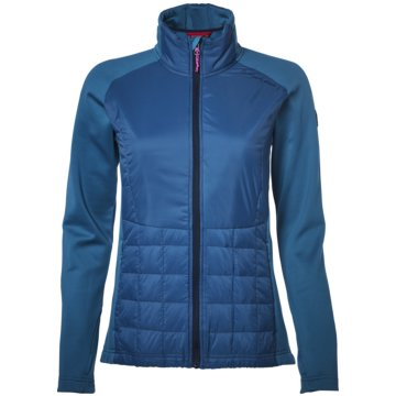 North Bend FunktionsjackenBUNGY HYBRID JACKET W - 1020080 blau