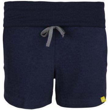 York kurze Sporthosen blau