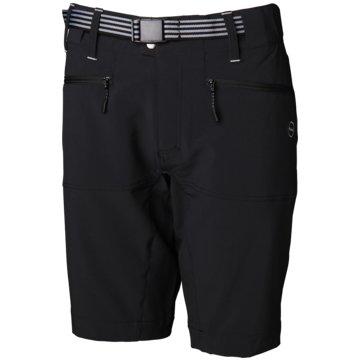 HIGH COLORADO kurze Sporthosen schwarz
