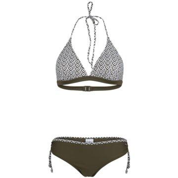 stuf Bikini Sets grün