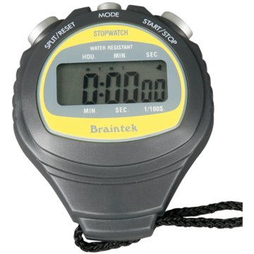 V3Tec Sportuhren & ElektronikV TEC 1000 STOPPUHR - 1022877 grau