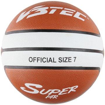 Powerplay BasketbälleSUPER 14R - 1023115 braun
