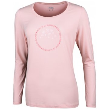HIGH COLORADO LangarmshirtWALLIS 5-L - 1059746 rosa