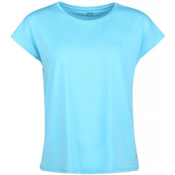 York T-ShirtsCLAIRE-L - 1066259 blau
