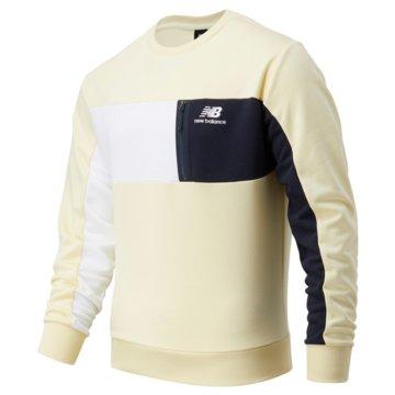 New Balance T-ShirtsNB ATH CREW - MT11501_CYW grau
