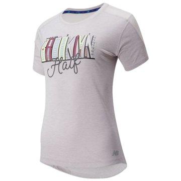 New Balance T-ShirtsP IMPACT RUN SS - WT01235_LOR sonstige