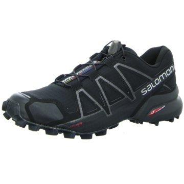Salomon TrailrunningSpeedcross 4 Women schwarz