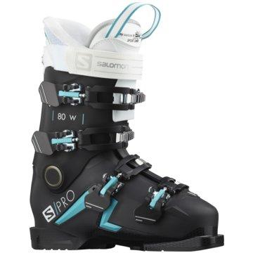 Salomon WintersportschuheSKI S/PRO 80 W BLACK/SCUBA B - L40875900 schwarz