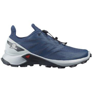 Salomon TrailrunningSUPERCROSS BLAST - L41284200 blau