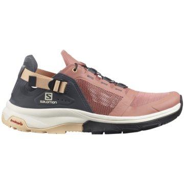 Salomon Outdoor SchuhTECH AMPHIB 4 W - L41299400 rosa