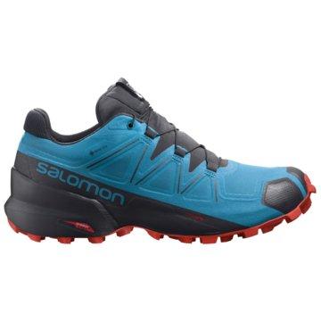 Salomon TrailrunningSPEEDCROSS 5 GTX HAWAIIAN OC - L41382700 blau