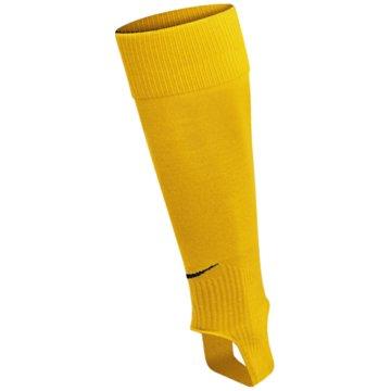 Nike StutzenTS Stirrup III Game Sock gelb