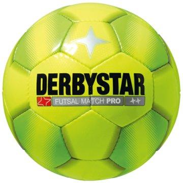 Derby Star BälleFutsal Match Pro gelb