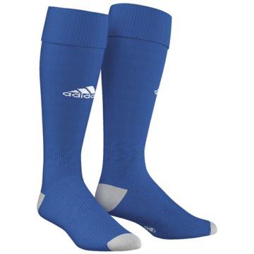adidas Hohe SockenMILANO 16 SOCK - AJ5907 blau