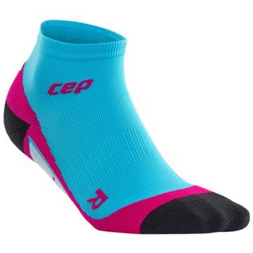 CEP Hohe SockenDynamic+ Low-Cut Socks Women blau