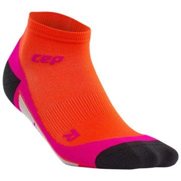 CEP Hohe SockenDynamic+ Low-Cut Socks Women orange