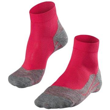 Falke Hohe Socken pink