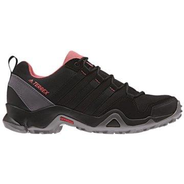 adidas WanderhalbschuheTerrex AX2R Women schwarz