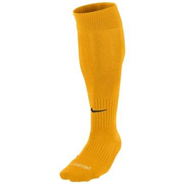 Nike StutzenCLASSIC 2 - SX5728-739 gelb